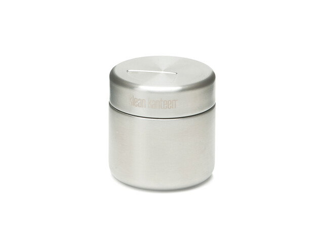 Klean Kanteen Food Canister 236ml brushed stainless